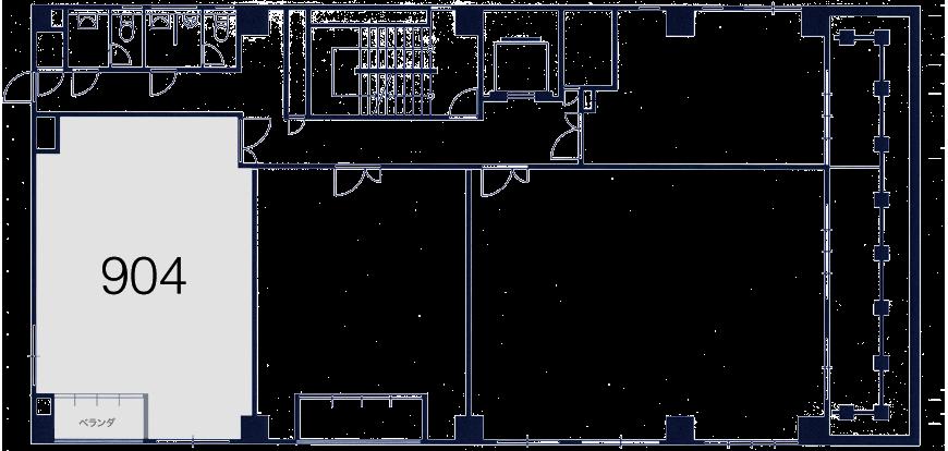 フロア案内図
